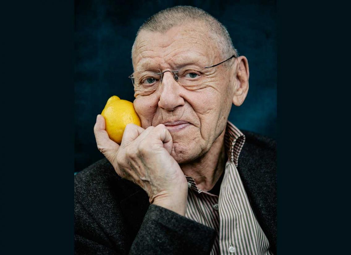 Stig Bengmark: Hälsoguru vid 90