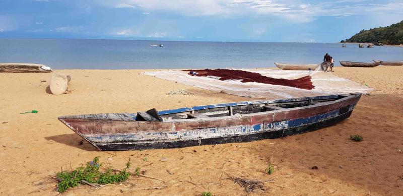 Nkhata Bay och Malawisjön