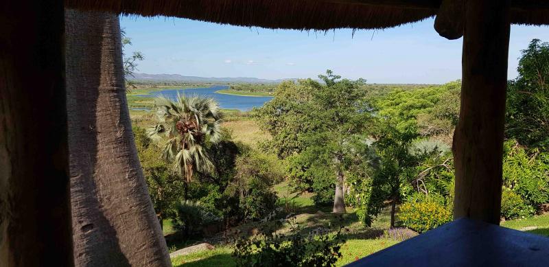 Vi bor hos sjundedagsadventisterna i Zambia