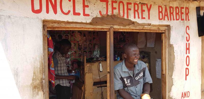 Gränsen till Malawi