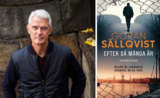 Göran Sällqvist, Efter så många år, bok