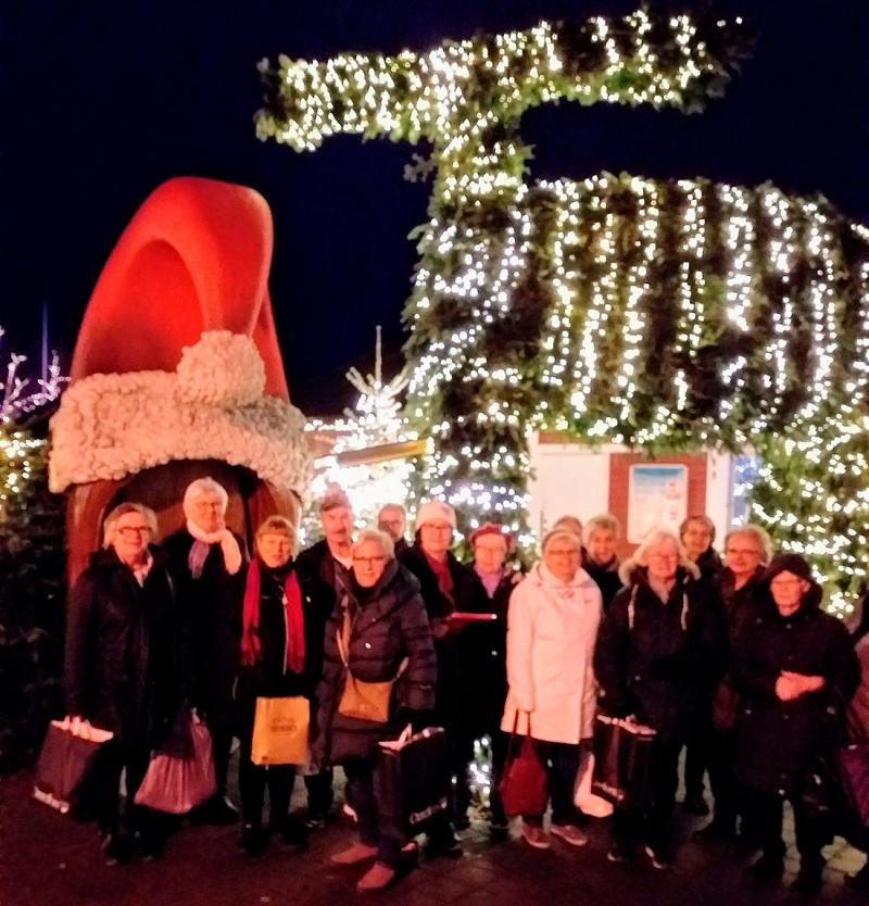 Kalmar på äventyrlig julresa