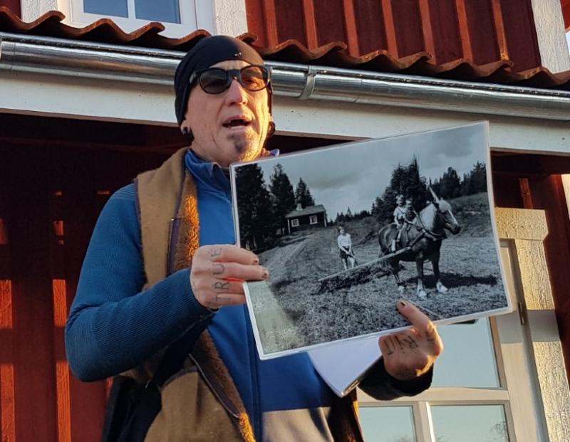 Folkvandringen i Vålberg – 71 långvandrare från SPF Seniorerna Falun