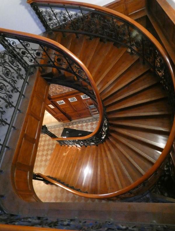 Villa Bergalid – intressant om ovanligt hus