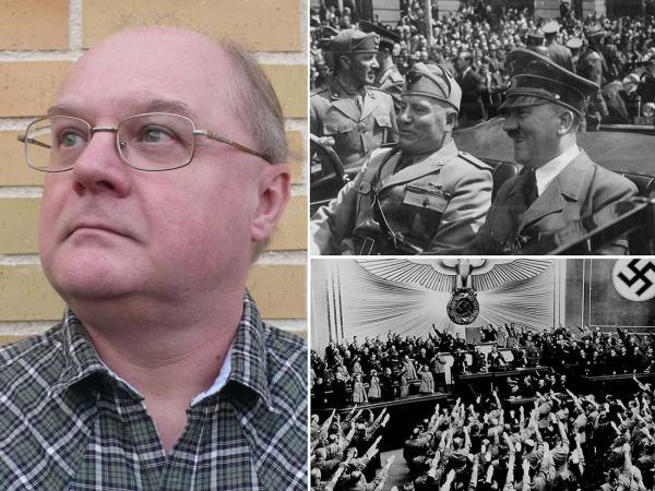 Den fatala vägen till andra världskriget