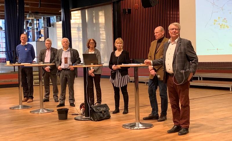 Stort intresse för boendeenkät bland SPF:s medlemmar i Lund