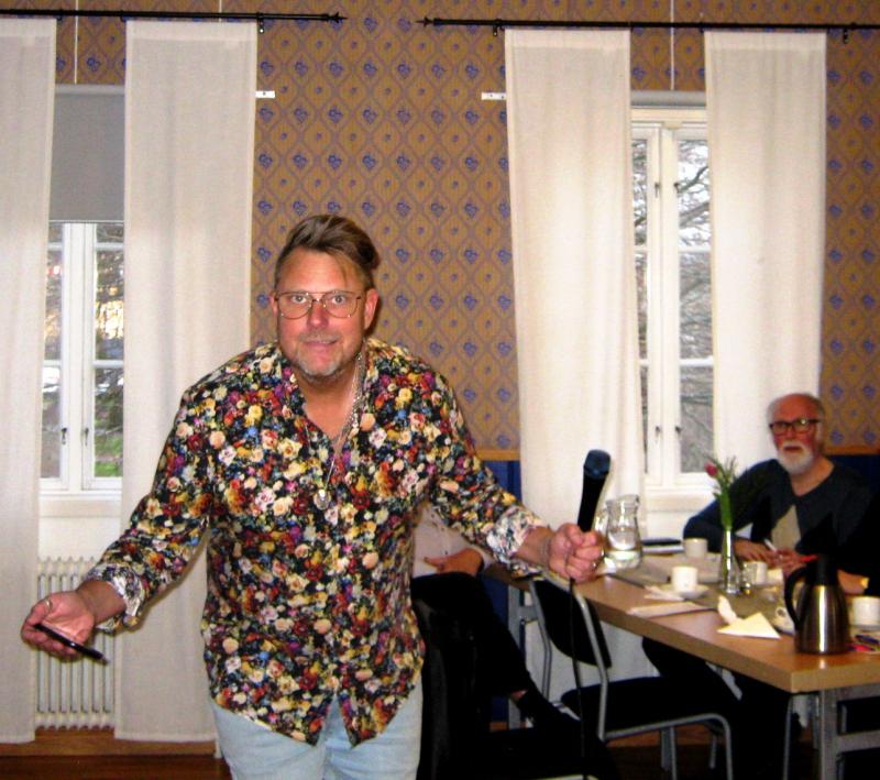 SPF Boren Borensberg har haft månadsmöte för januari 2020