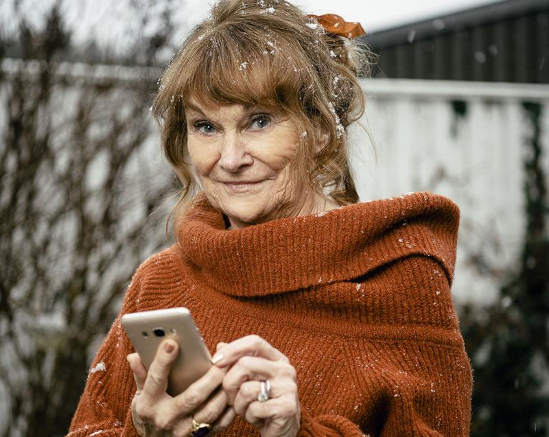 sa Vesterlund: Kvinnor mste lta mn vara mn | Aftonbladet