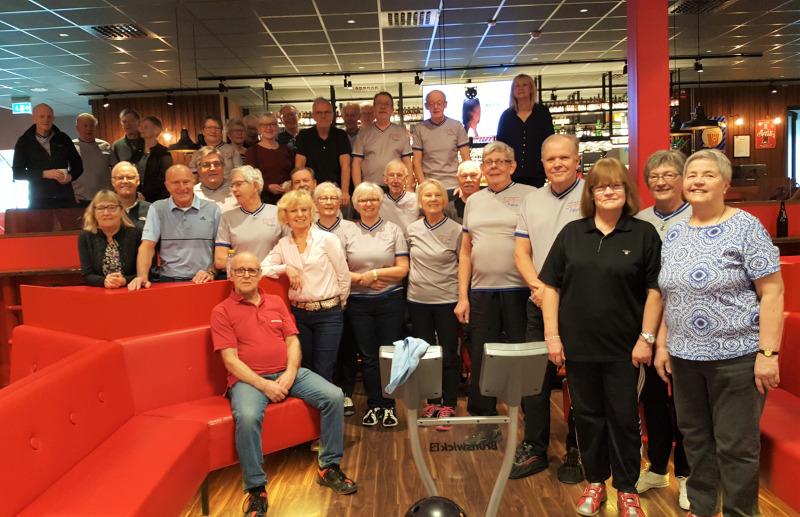 SPF Seniorerna Faluns bowling på fredagar bara växer