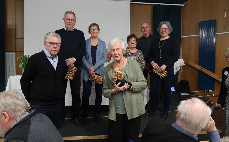 Årsmöte för SPF Seniorerna Aktiv Arboga 19 februari 2020