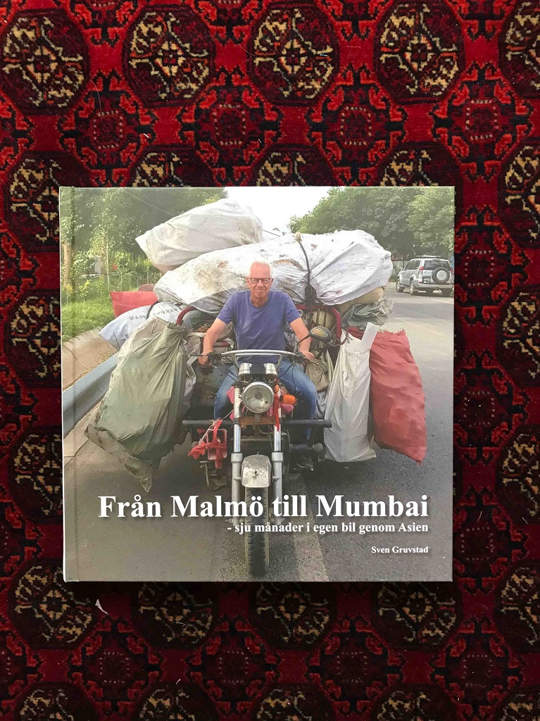 """""""Från Malmö till Mumbai"""""""