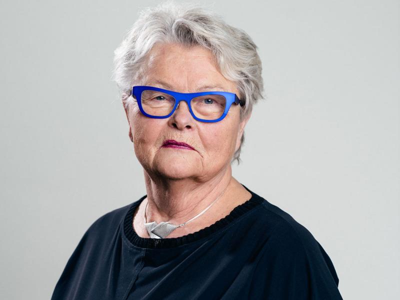 Eva Eriksson: Viktigare än någonsin få fram seniorers röst