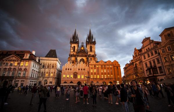Fantastiska Prag!