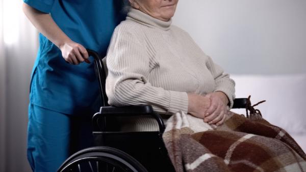 Äldreboenden hårt drabbade av andravågen också