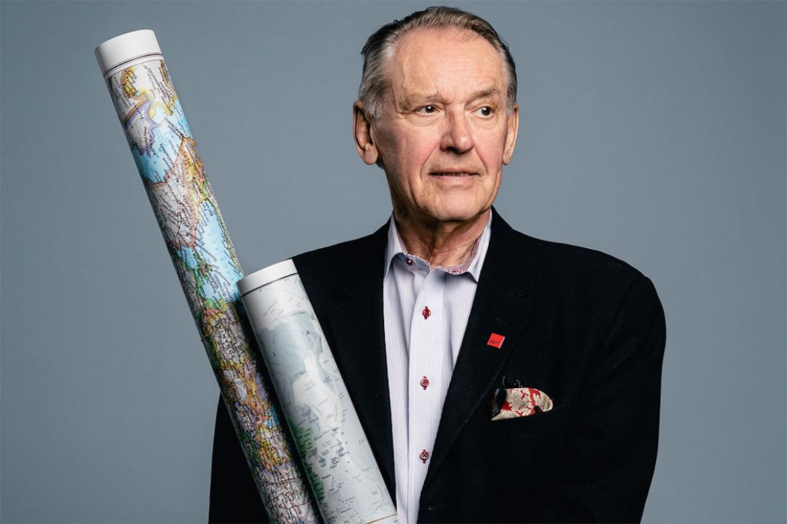 Jan Eliasson – En familjeman i världen