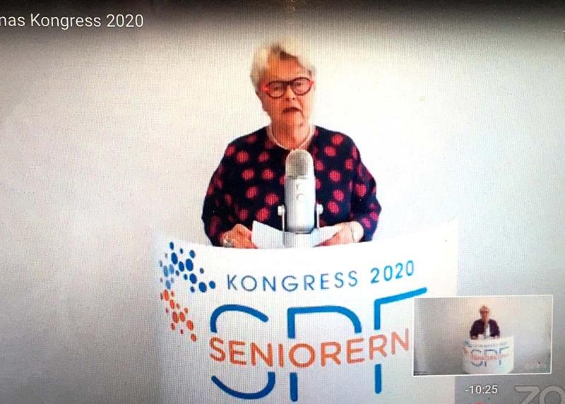 Följ SPF Seniorernas kongress här!