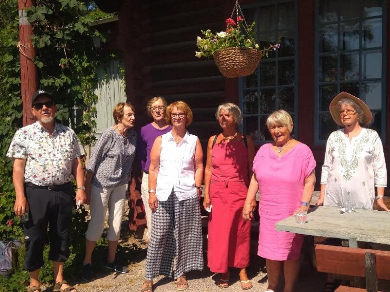 Medlemsvård av SPF Seniorerna Faluns Pratgrupp