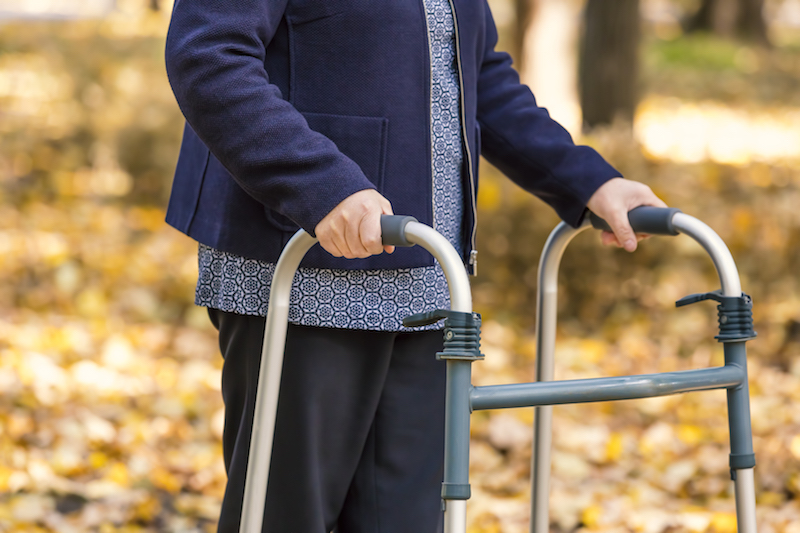 Kraftig ökning av äldre som inte får omsorg