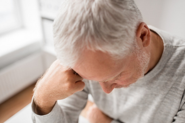 Äldre inlåsta under pandemin