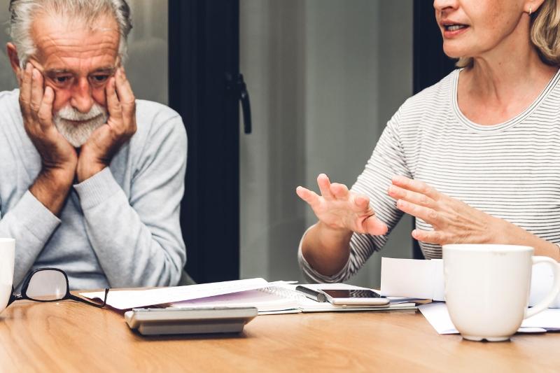 Kraven som gör att seniorer inte får låna
