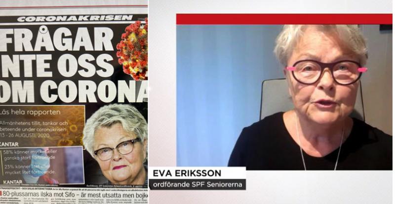 SPF Seniorernas kritik ger eko över landet
