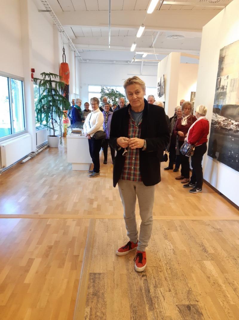 Dagsresa till Karlstad och Lars Lerins utställning 201019