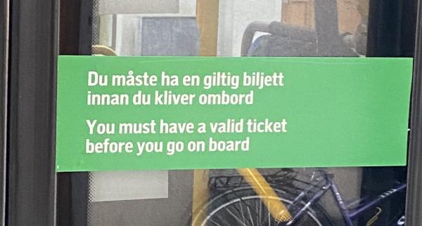 Du KAN åka utan giltig biljett – resenärer fortfarande upprörda på SL