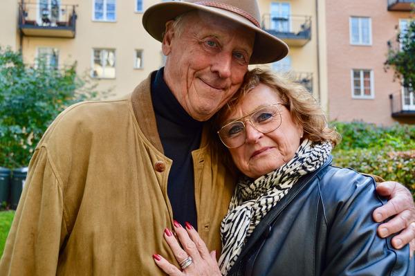 Nygifta och lyckliga: Det är aldrig för sent