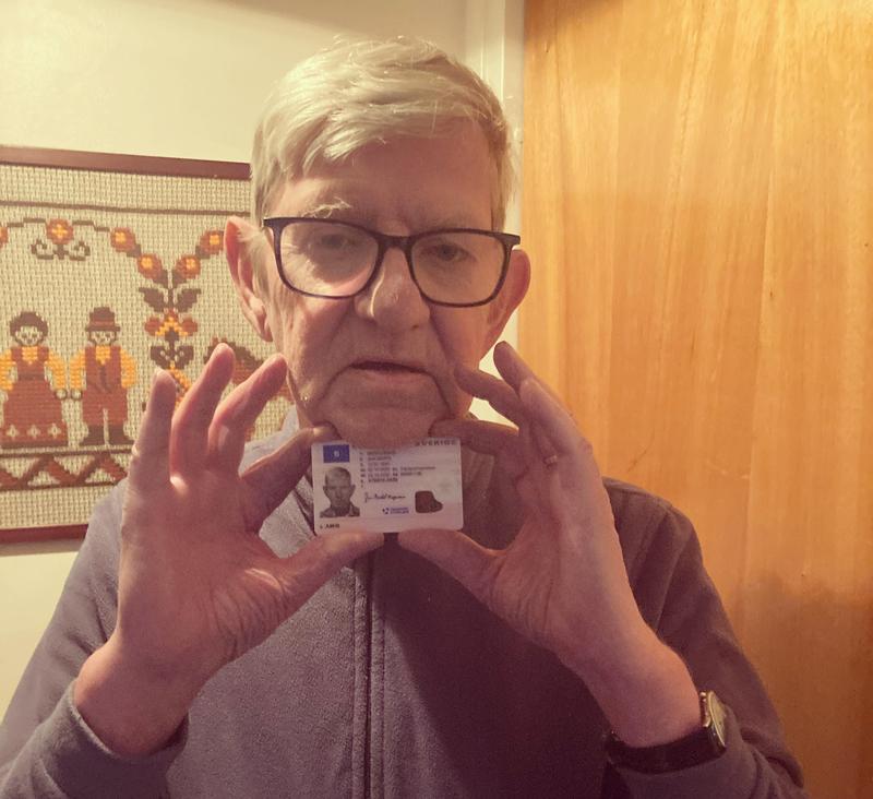 Janne, 73, vann på Triss – och tog körkort