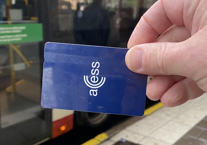Snart kan du blippa ditt SL-kort på bussen igen