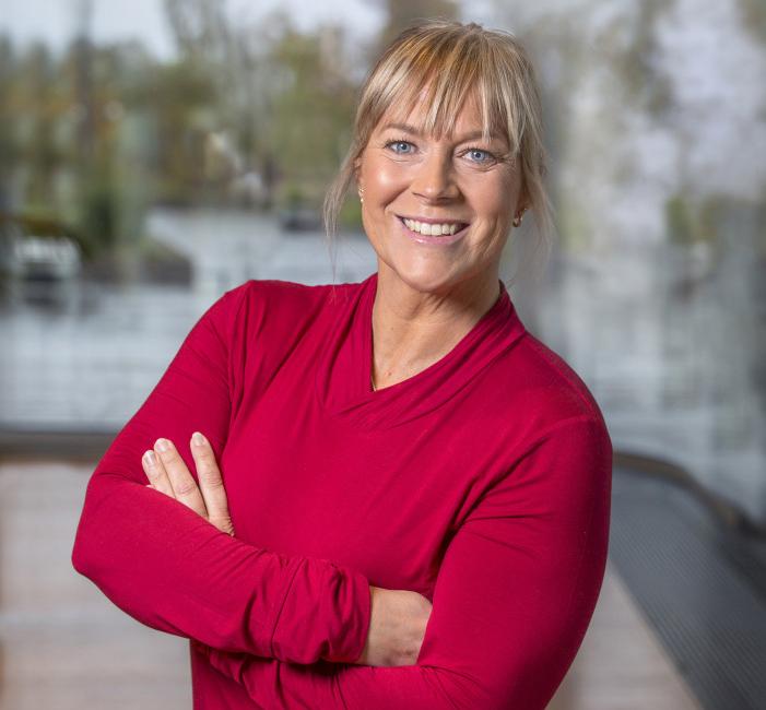 Sofia Åhman nominerad till Årets Eldsjäl