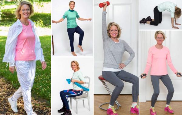Kom igång och träna – vi har samlat flera av Madelein Månssons övningar
