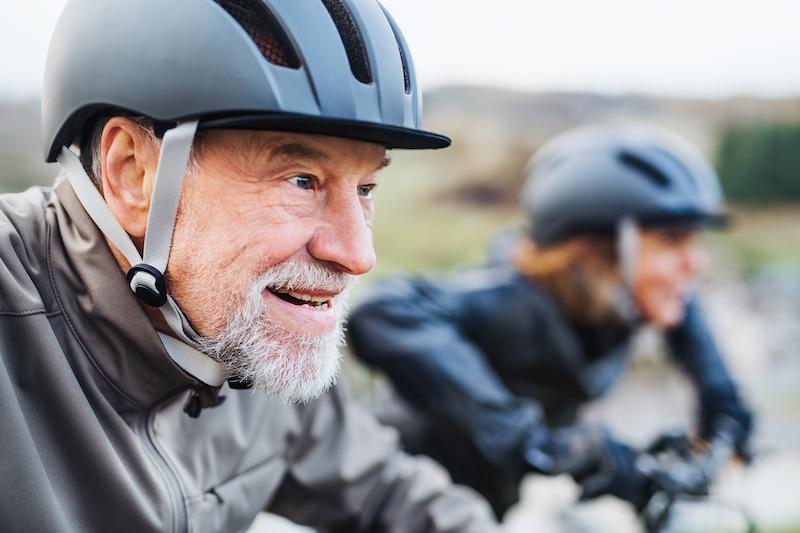 Många vägar till säkrare cykling