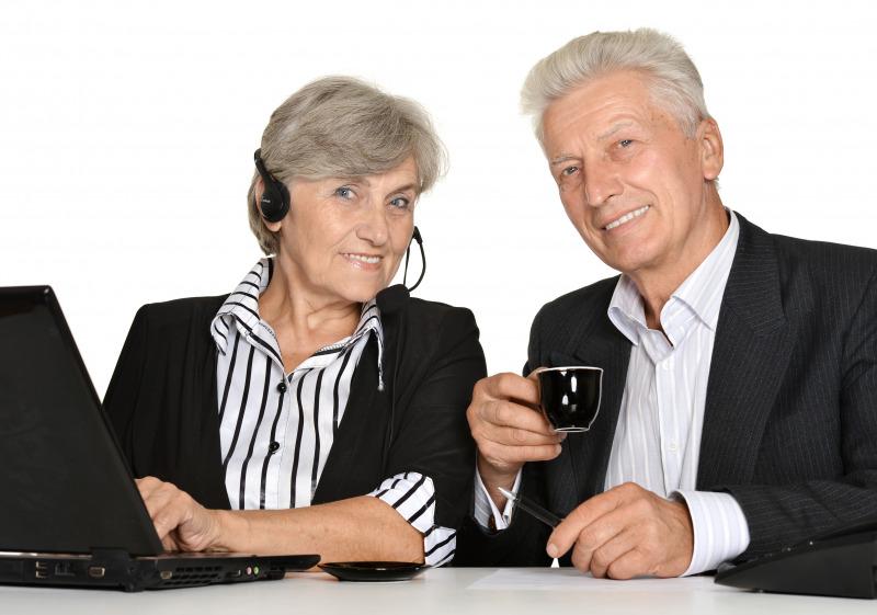 """""""Friskare och smartare seniorer måste få jobba"""""""