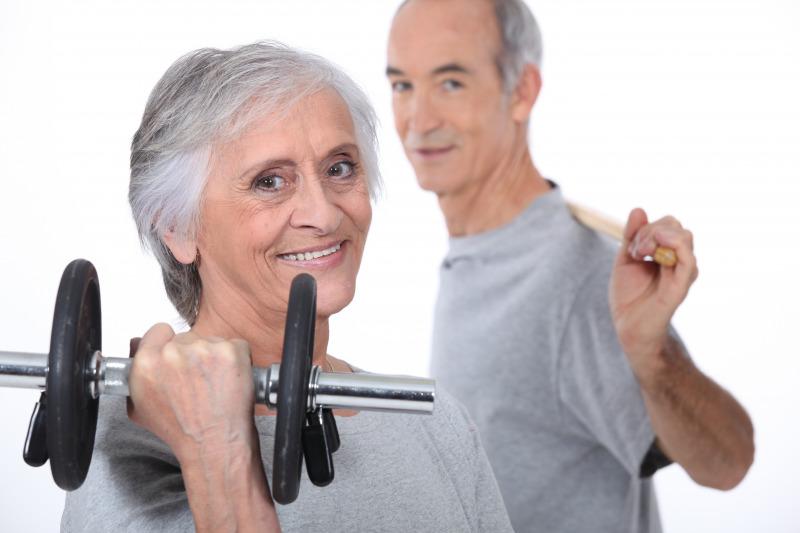 Den livsviktiga styrketräningen