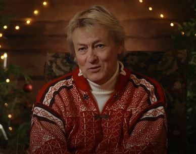 Lars Lerin årets julvärd i SVT