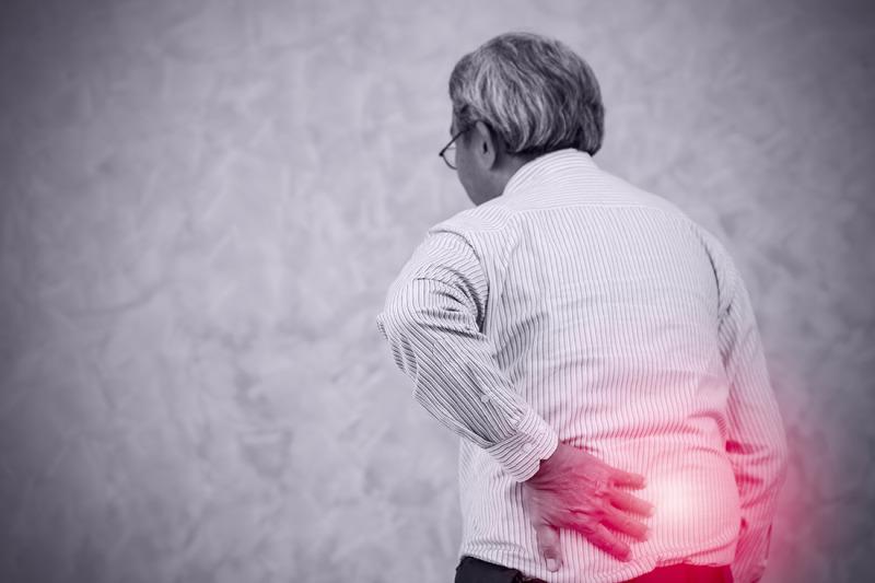 Äldre med smärta avfärdas med Alvedon