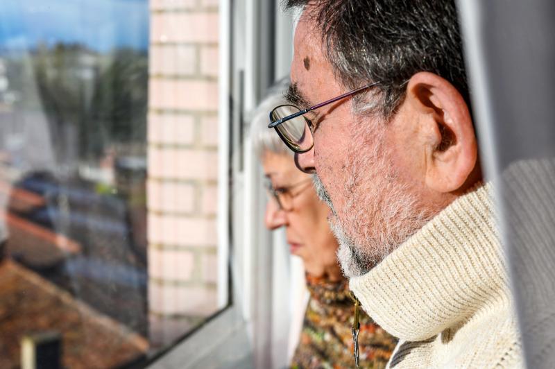 Oro bland äldre att inte få vård