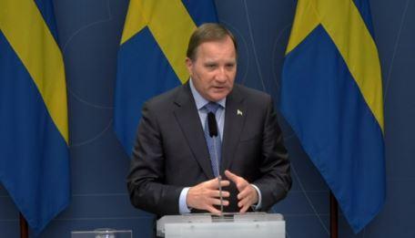 Stefan Löfven om de nya restriktionerna: Läget är mycket allvarligt