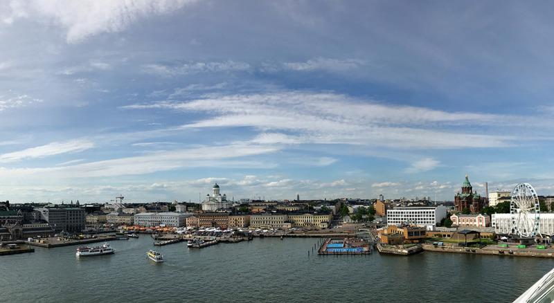 En dag i Helsingfors
