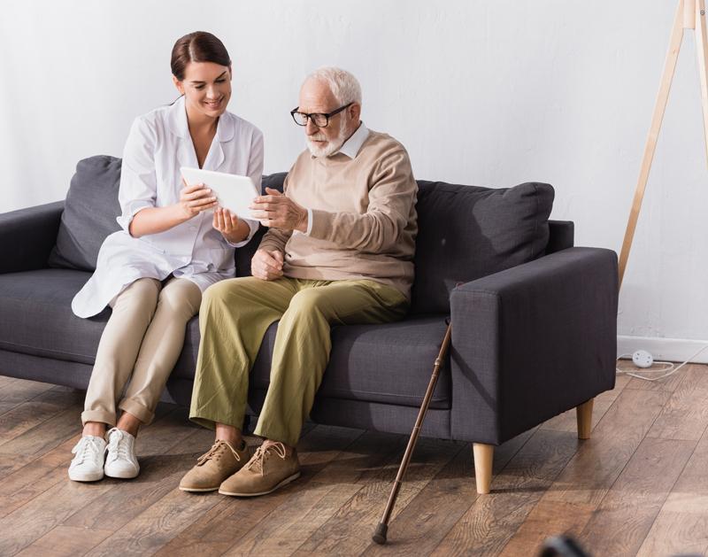 200 miljoner till ökad digitalisering inom äldreomsorgen