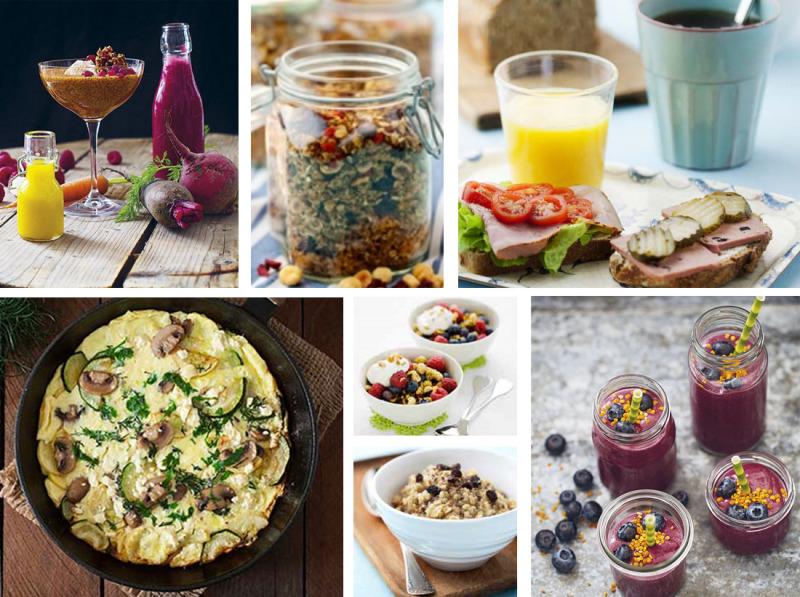 Frukost – för en bra start på dagen