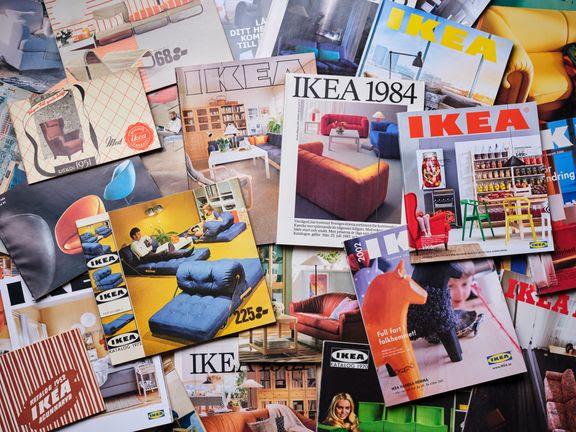 Efter 70 år – Ikea lägger ned sin katalog