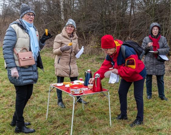 SPF Seniorerna Jägersros glöggträff