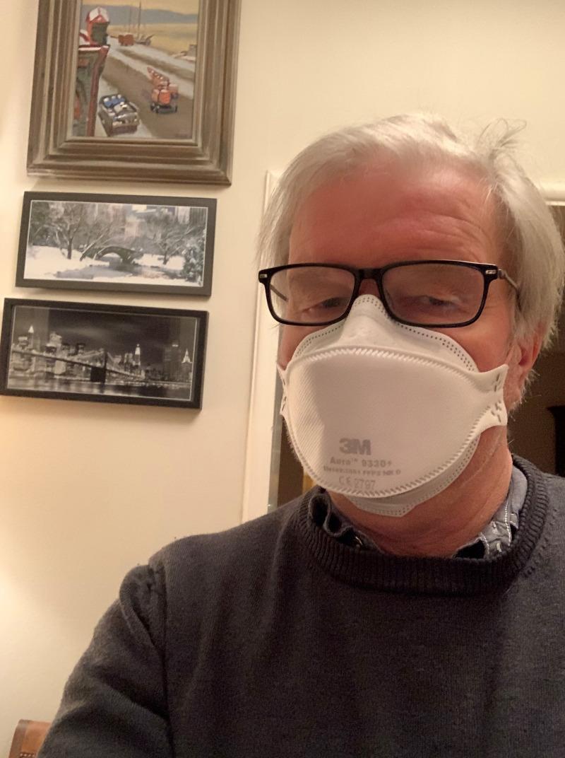 Stor smittspridning – dags för munskydd?