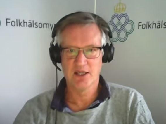 Anders Tegnell: 60-69-åringar kan prioriteras