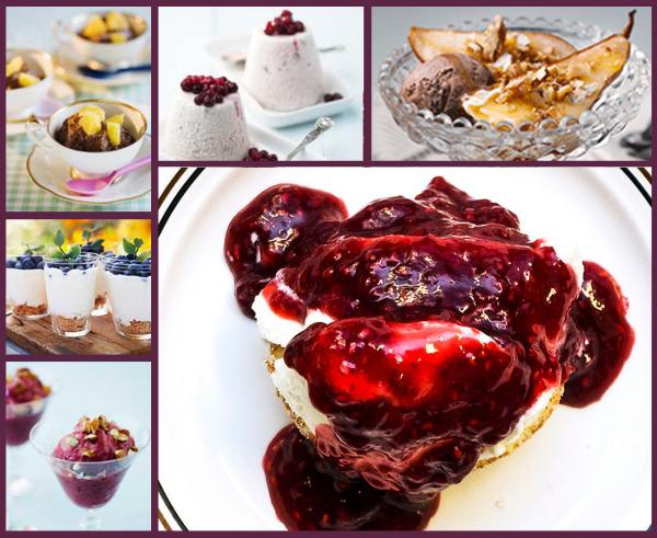 7 läckra desserter