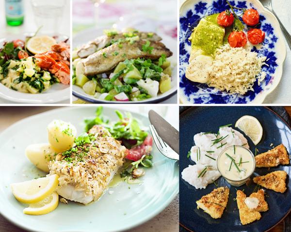 15 goda fiskrecept