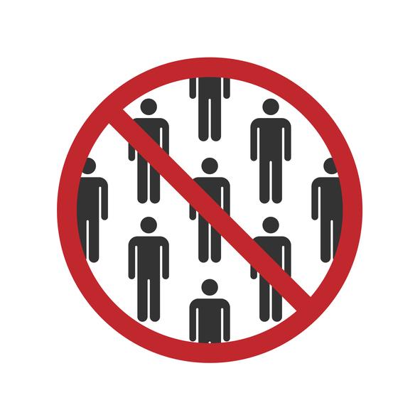 Nya regler: Max åtta personer vid privat tillställning