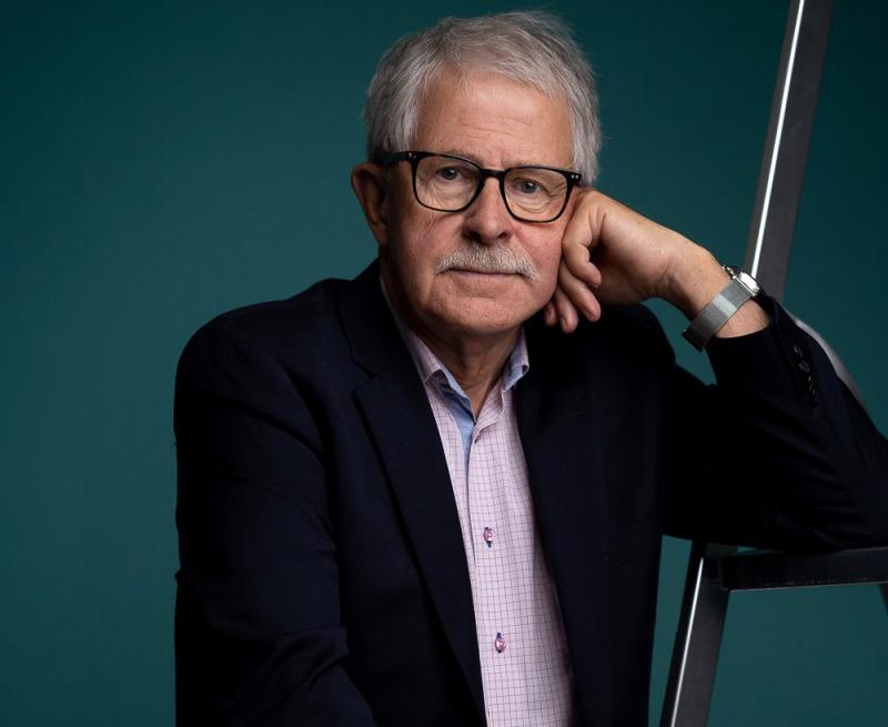 """Sverker Olofsson """"Att vara äldre är precis som att vara yngre"""""""